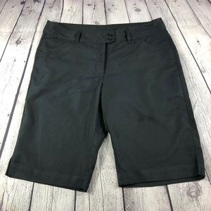Callaway Women's Black Shorts Opti-Dry Size 6
